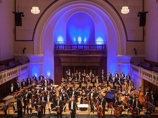 The Planets and Enigma Variations at Cadogan Hall
