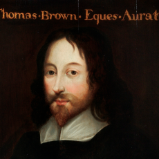 'A Cabinet of Rarities': The Curious Collections of Sir Thomas Browne