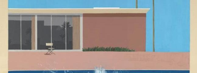 Image Credit: David Hockney, A Bigger Splash 1967 Tate. © David Hockney
