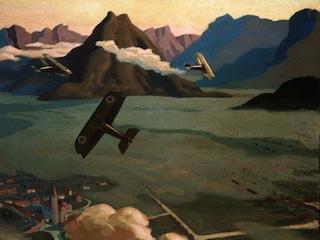 Image Credit: Sydney Carline | Courtesy: Imperial War Museum