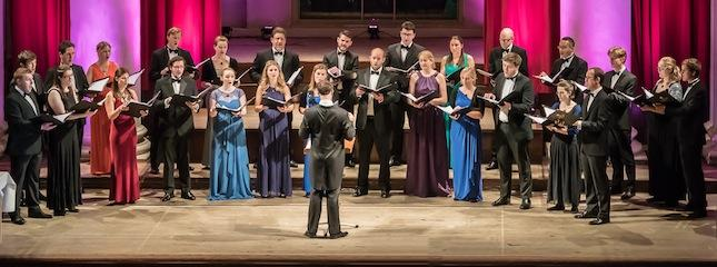 London International A Cappella Choral Competition