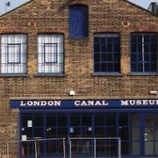 Travel under London with the London Canal Museum