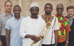 The African Salsa Orchestra make UK Debut!