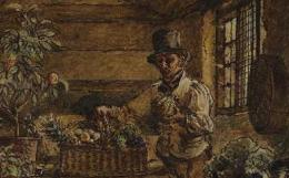 William Henry Hunt: Country People at The Courtauld Gallery