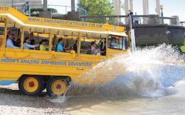 London Duck Tours – Amazing Amphibious Adventure