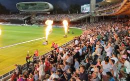 Natwest T20 Blast at Lords Cricket Ground