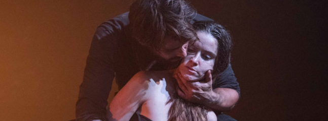 Knives and Hens at the Donmar Warehouse