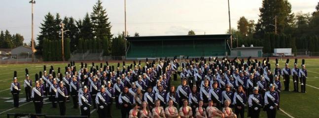 Kamiak High School Band Concert