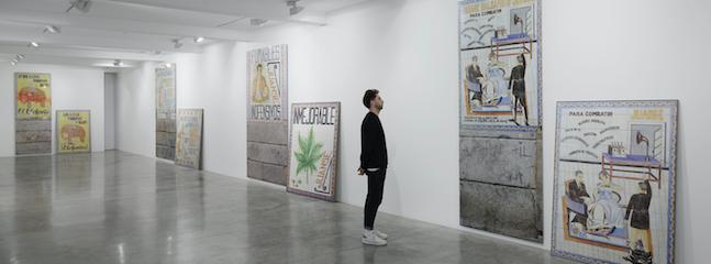 Carlos Garaicoa at Parasol unit foundation for contemporary art.