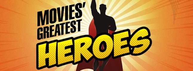 Movies' Greatest Heroes