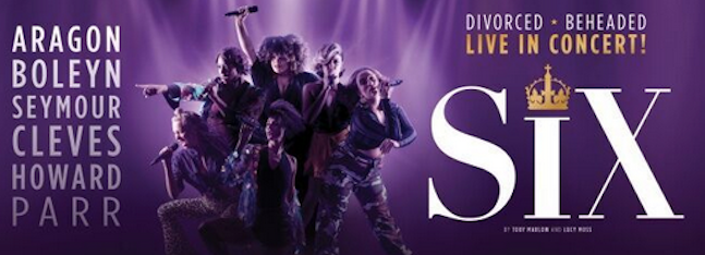 Six The Musical at The Arts Theatre
