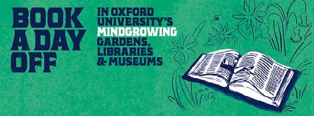Enjoy a mindgrowing visit to Oxford
