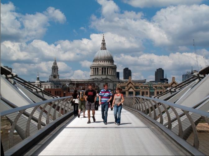 Free London Walking Tours Tfl