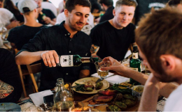 Jameson Caskmates and Disappearing Dining Club: A night of pairs