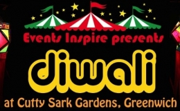 Diwali Festival of Light at the Cutty Sark