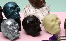 Chocolate Skull Decorating Workshop with The Cocoa Den
