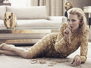 Image Credit: Cate Blanchett, Vogue USA, January 2014 (c) Craig McDean