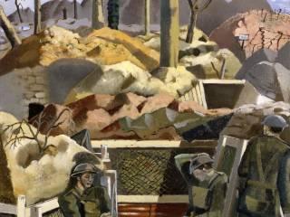 Paul Nash at Tate Britain