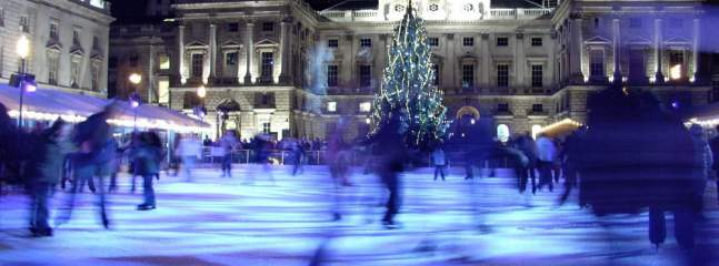 Top 5: London Ice Rinks