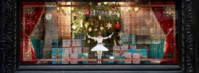 Top 5: London Christmas Windows