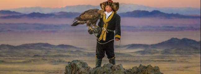 FILM REVIEW: The Eagle Huntress