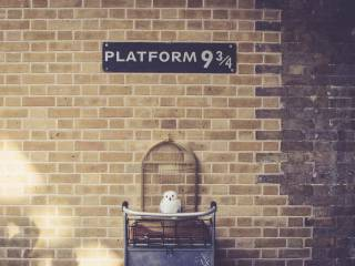 A Guide to Harry Potter in London