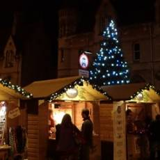 A Guide to Christmas Shopping in Oxford