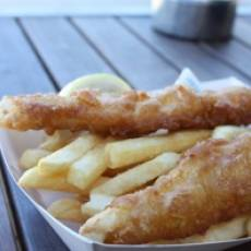 Top 5 Fish & Chip Shops in Brighton