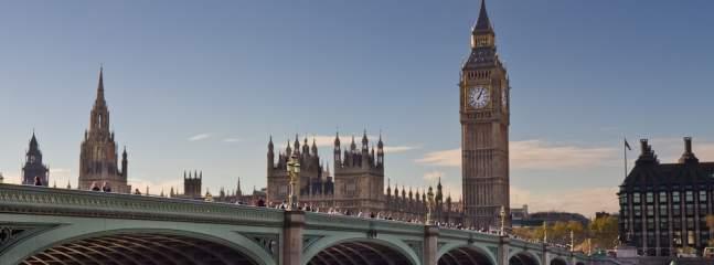 Top 5: Films Set In London