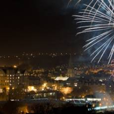 Best New Year's View Points in Bath