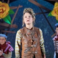 An Interview with The Snow Queen, Bristol Old Vic
