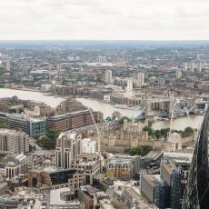 Top 5: Viewpoints in London