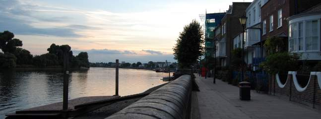 Top 5: Calm Places in London for a Moment of Reflection