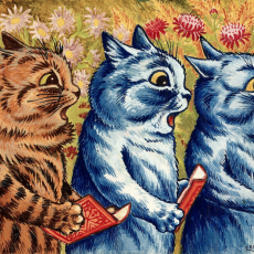 The Art of Louis Wain Exhibition