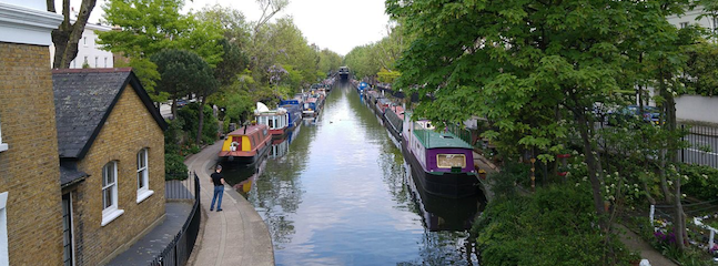 Discover London: A Walk Along London's Canals