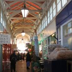 Discover: The Covered Market, Oxford