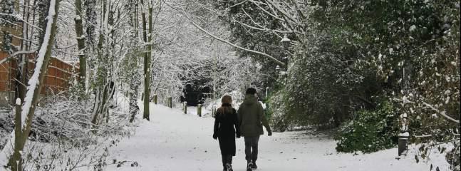 Top 5: London Winter Walks