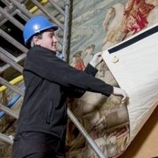 Interview with Blenheim Palace's 'Restoration & Conservation' Tour