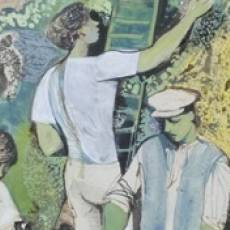John Minton and the Romantic Tradition at The Lightbox, Woking