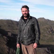 Interview with Levison Wood