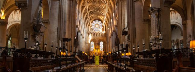 Top 5 Churches to Visit in Oxford