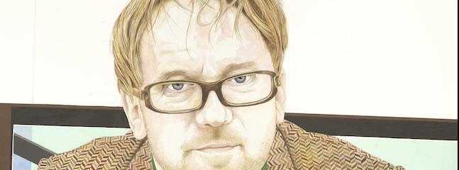 Mark Haddon: Portraits