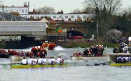 The Best Places to Watch the Boat Race in London