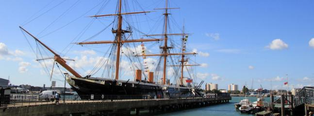 A Weekend Away in ... Portsmouth