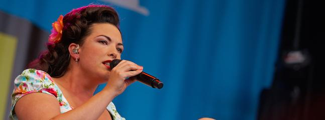 An Interview with Caro Emerald