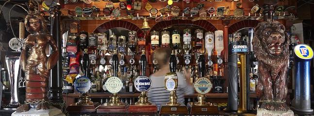 Top 5: Pubs in Brighton
