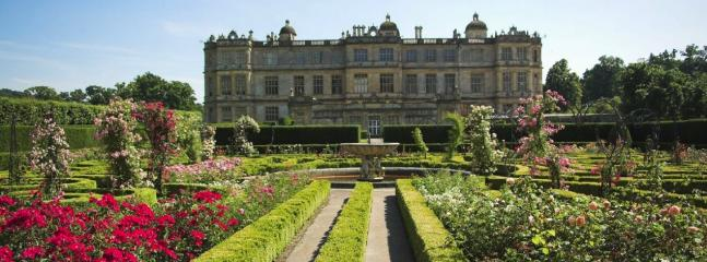 Top 5: Historic Houses and Gardens in Bath
