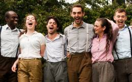 An interview with cycling Shakespeare troupe The Handlebards