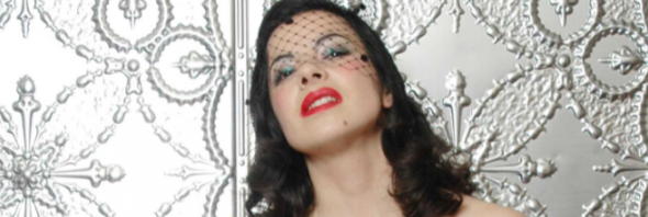 Camille O'Sullivan. Architect, singer, performer…superstar!