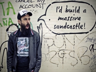 Scroobius Pip: Keeping Himself Busy